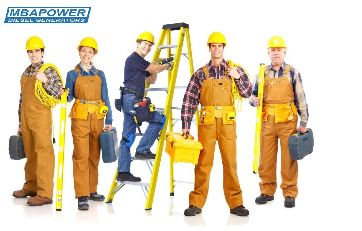 Bảo trì, bảo dưỡng máy phát điện